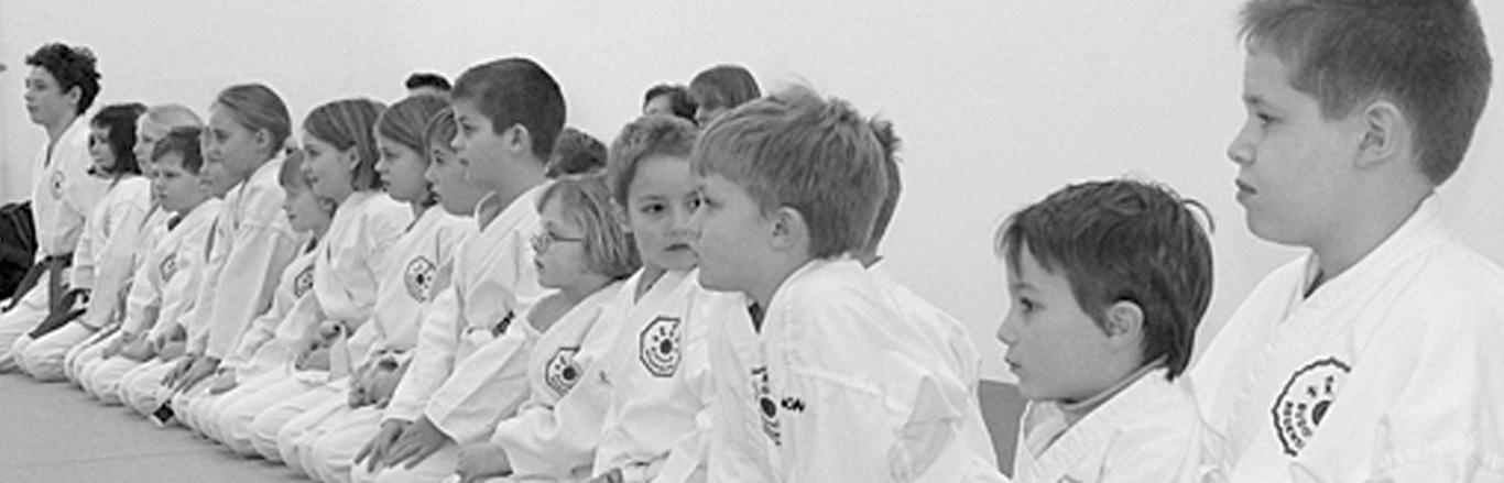 Ju-Jutsu-do für Kinder